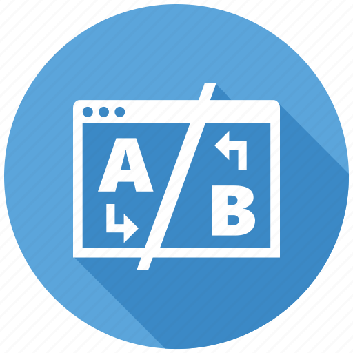 ab, seo, seo pack, seo services, testing icon