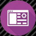 landing, optimization, page, seo, seo icons, seo pack, seo services icon