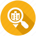 local, seo, seo pack, seo services icon