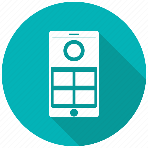 application, mobile, seo, seo pack, seo services icon
