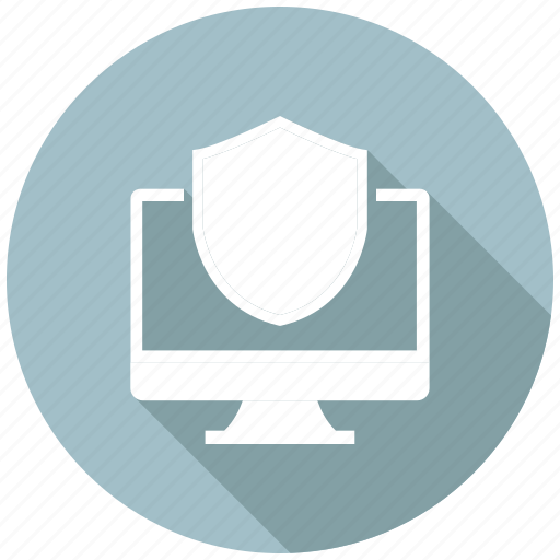computer, secure, seo, seo icons, seo pack, seo services icon