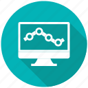 monitoring, seo, seo icons, seo pack, seo services icon