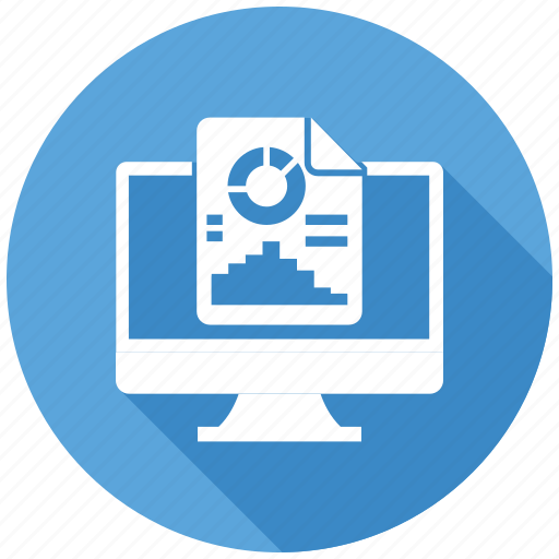 report, seo, seo pack, seo services icon
