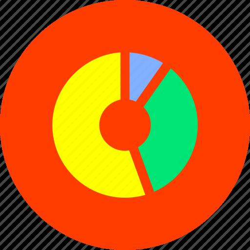 analysis, analytics, chart, diagram, financial, pie, statistics icon