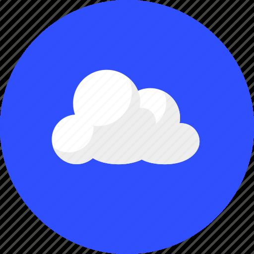 cloud, forecast, idea, nice, thought, upload, weather icon