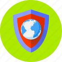 business, communication, connection, network, protection, secure, security icon