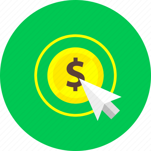 click, currency, finance, pay, payment, per, price icon
