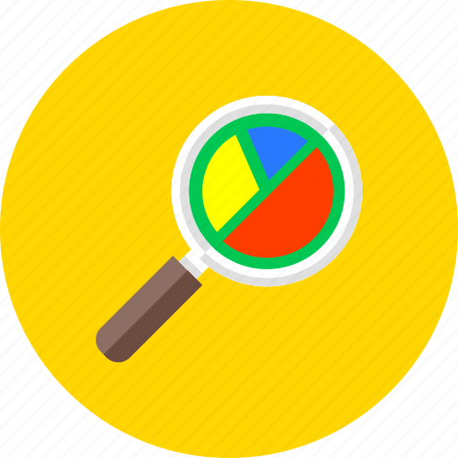explore, find, look, optimization, search, view, zoom icon