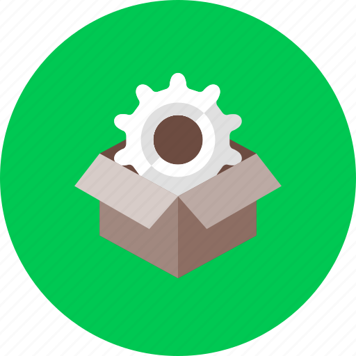 box, customer, help, packages, service, services, support icon