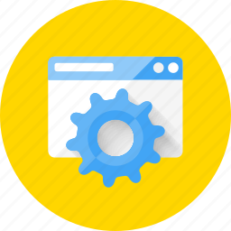 browser, communication, marketing, message, optimization, tools, website icon