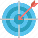 target, keywords, focus, goal, targeting, arrow, darts icon