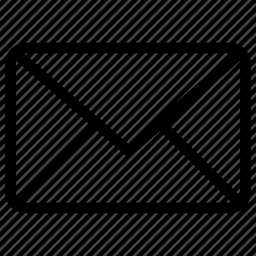Letter, inbox, envelope, mail icon - Download on Iconfinder