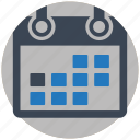 calendar, mobile marketing, seo, seo pack, seo services, web design icon