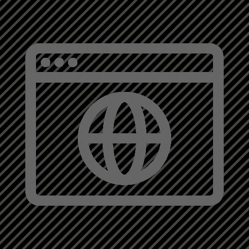 Browser, seo, website icon - Download on Iconfinder