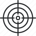 aim, bullseye, focus, goal, purpose, seo, target