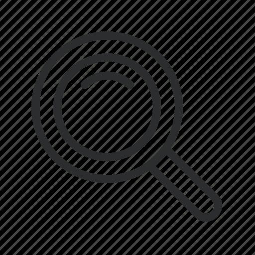 keyword, magnifier, optimization, search, seo, web icon