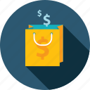 affiliate, earning, internet, marketing, money, online icon