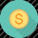 seo, coin, dollar