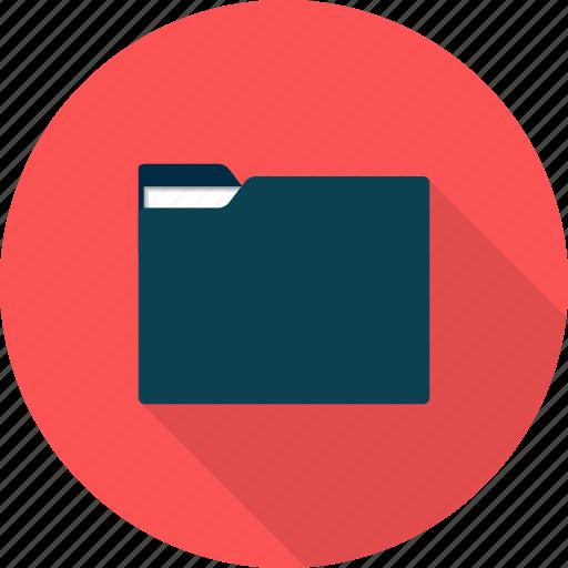 folder, seo icon