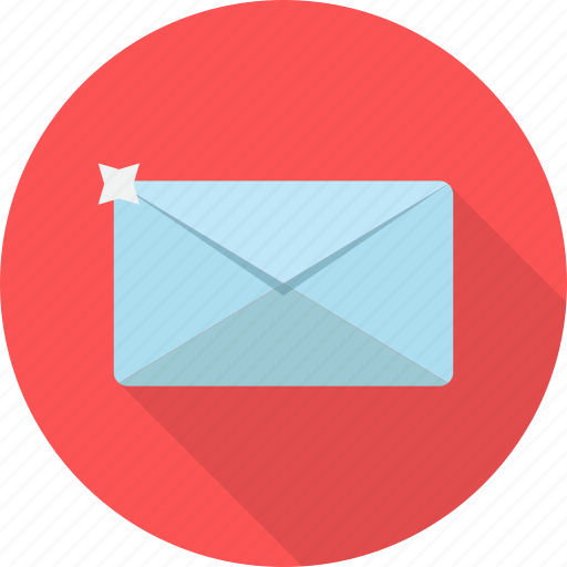 mail, new, seo icon
