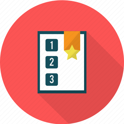 Seo, page, rank icon