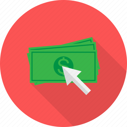 Click, pay, seo icon - Download on Iconfinder on Iconfinder