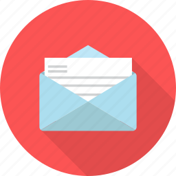 mail, read, seo icon