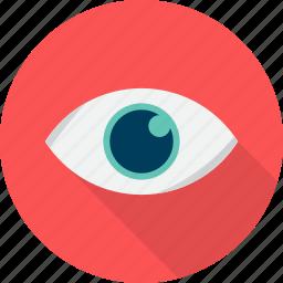 seo, viewer icon