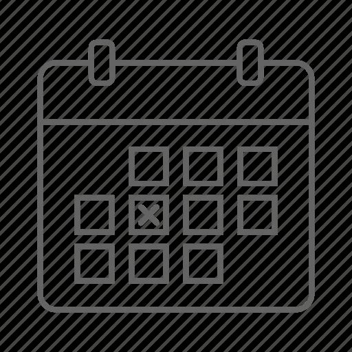 development, event calendar, search, seo, stroke, web icon