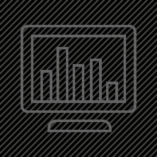 data trafficmonitor, development, search, seo, stroke, web icon