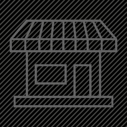Development, search, seo, store, stroke, web icon - Download on Iconfinder