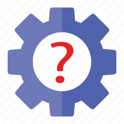 question, seo, seo pack, seo services, seo tools, settings icon