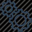 gear, optimization, options, seo, settings