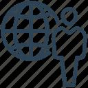 global, international, manager, seo, web, worldwide