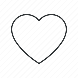 care, favorite, feel, feelings, heart, like, love icon