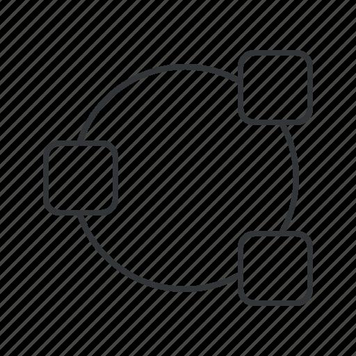 connect, connected, connection, connections, files, network, social icon