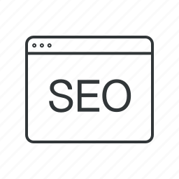 browser, optimization, optimize, search engine optimization, seo, web, web optimization icon