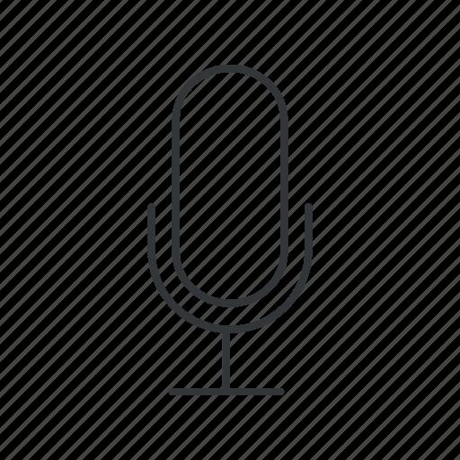 loud, mic, microphone, speak, speech, talk, voice icon