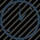 clock, optimization, seo, time, watch icon