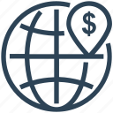 atm, budget, global, location, seo, web