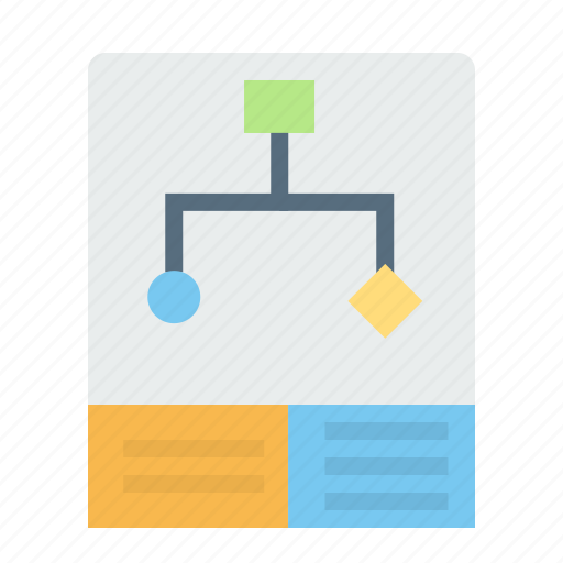 analysis, annual, chart, graph, report, sales, statics icon