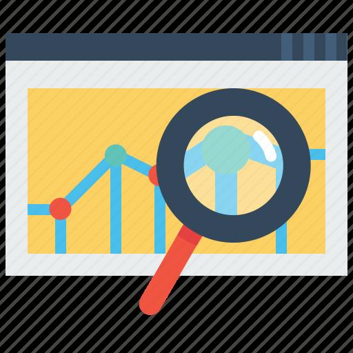 analysis, data, marketing, measure, performance, sales, statics icon