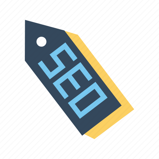 label, optimization, ribbon, search, seo, tag, tool icon