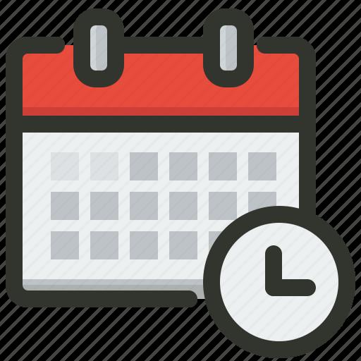 Calander, management, schedule, time icon - Download on Iconfinder