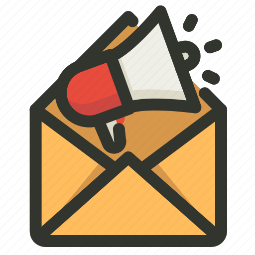 Advertisment, email, marketing, promotion icon - Download on Iconfinder