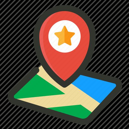 location, optimization, place icon