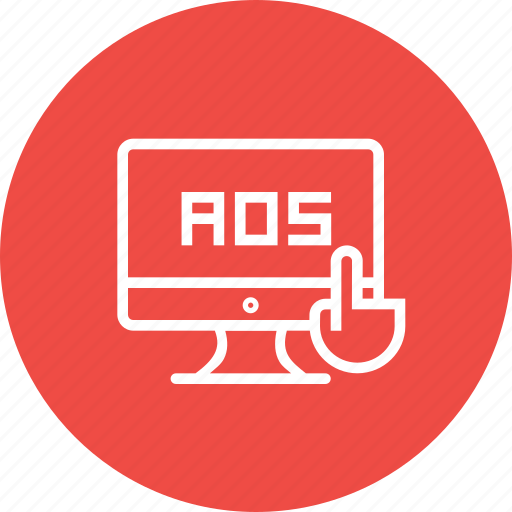 ads, advertisement, advertising, device, display, optimization, seo tool icon