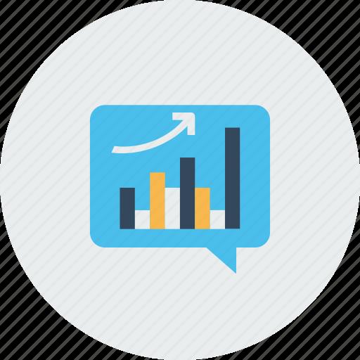analytics, graph, marketing, performance, reseaech, sales, strategy icon