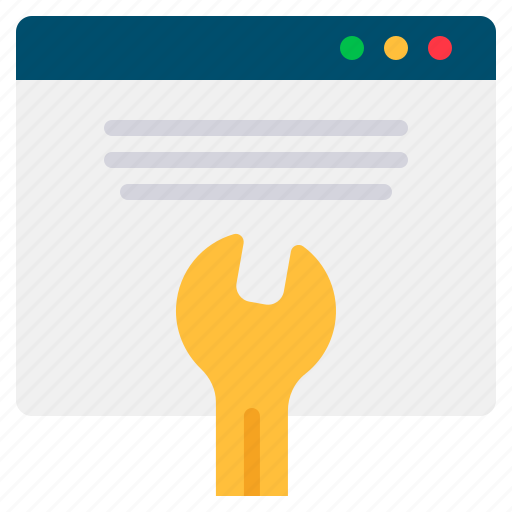 Seo, web, maintenance, website, tools, development icon - Download on Iconfinder