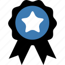 achievement, award, badge, seo icon